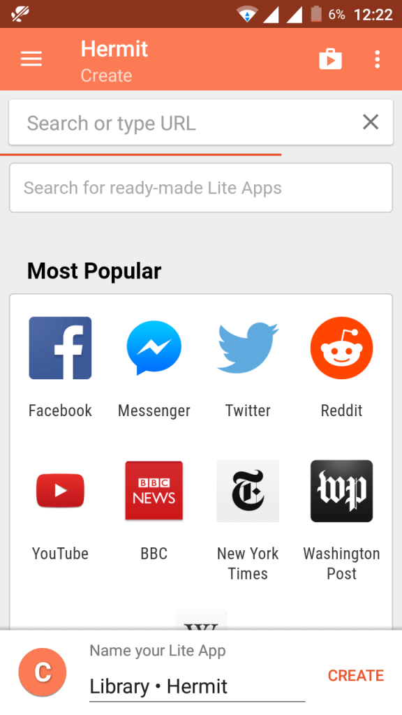 How To Convert Any Favorite Website Into Ad-Free Android App in Seconds