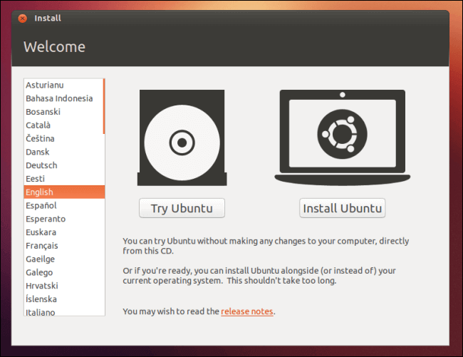5 Methods To Install Ubuntu