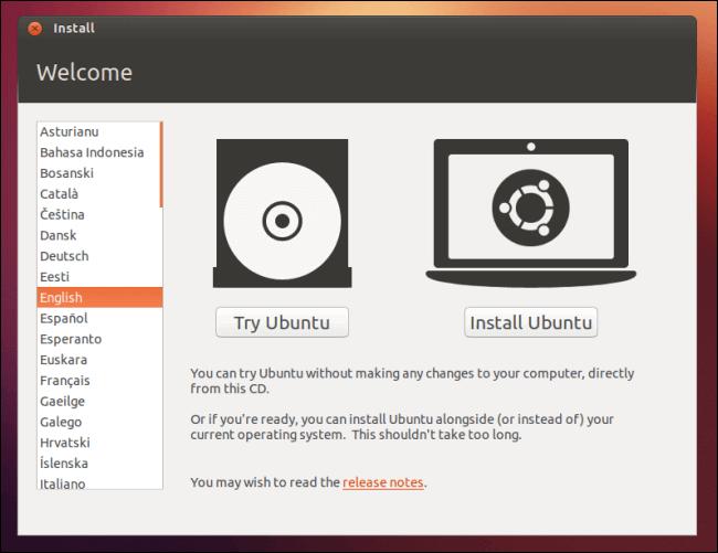 5 Methods To Install Ubuntu
