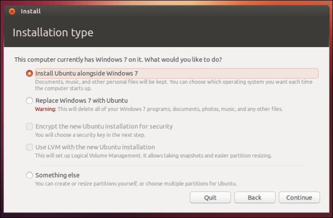 5 Methods To Install Ubuntu4