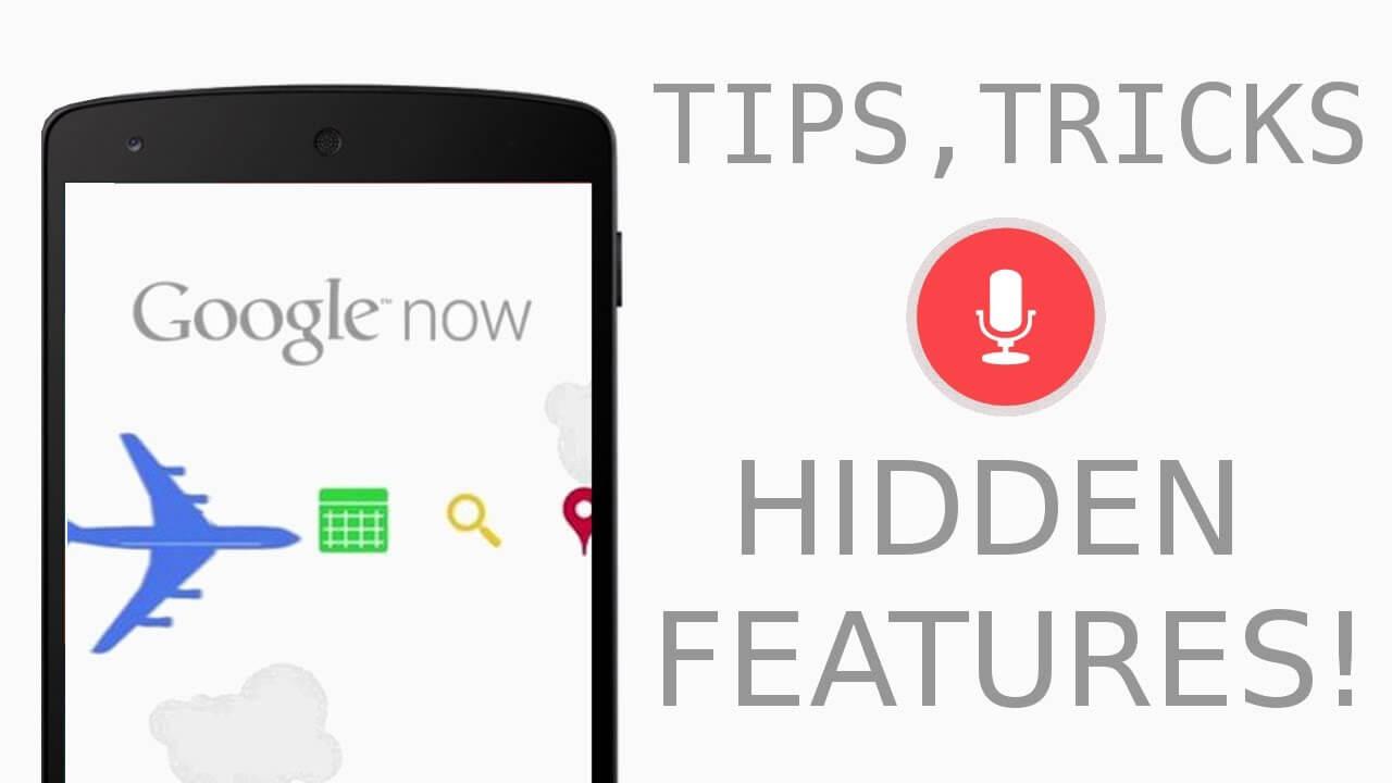 google hidden features