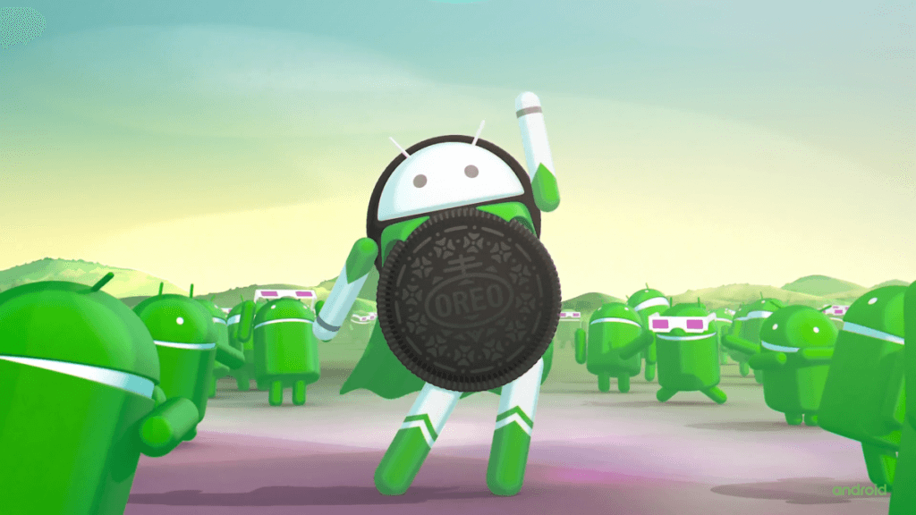 Android-8.0-oreo