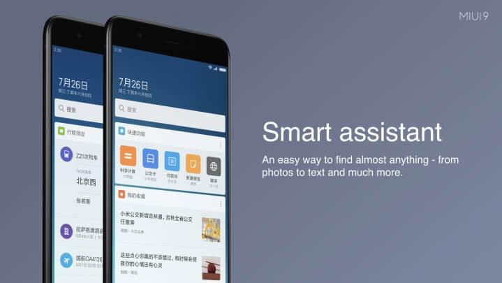 mi-Smart-assistant