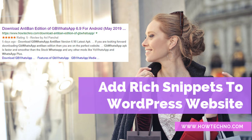 Add Rich Snippets To WordPress Website Without Plugin