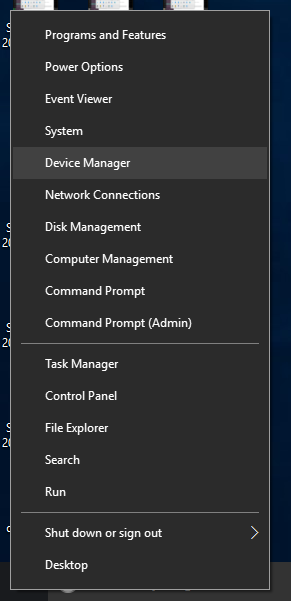 Device-Manager-on-windows-10