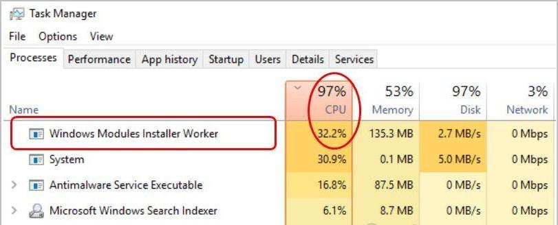 windows-modules-installer-worker-high-cpu-usage