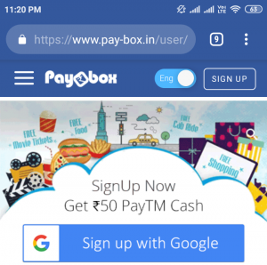 PayBox-Loot-Offer-Get-Rs-50-on-Sign-Up-Earn-Rs-5-on-each-Referral