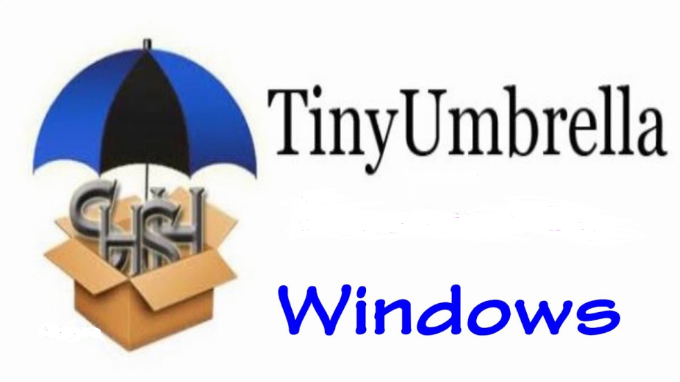 TinyUmbrella-for-windows