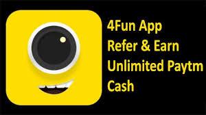 Earn-Online-Money-Via-Alternative-of-TikTok-Passive-Income-Source-4fun-app